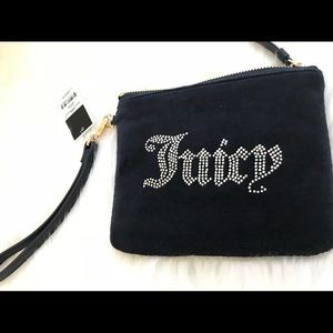 Juicy Couture Bags - Juicy Couture Black Label wristlet